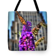 009 Making Things New Via The Butterfly Series Tote Bag