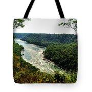009 Niagara Gorge Trail Series  Tote Bag