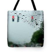 01 Crying Skies Tote Bag
