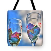 01 Love Is In The Air Tote Bag