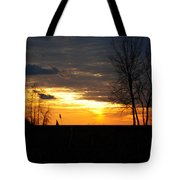 01 Sunset Tote Bag