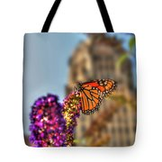 010 Making Things New Via The Butterfly Series Tote Bag