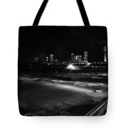 010 Niagara Falls Usa Rapids Series Tote Bag