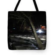 011 Niagara Falls Usa Rapids Series Tote Bag