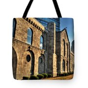 011 Wakening Architectural Dynamics Tote Bag