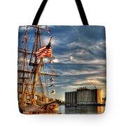 012 Uss Niagara 1813 Series Tote Bag