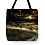 013 Niagara Falls Usa Rapids Series Tote Bag