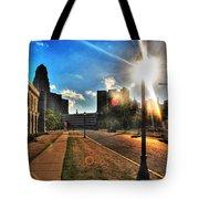 013 Wakening Architectural Dynamics Tote Bag