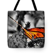 014 Making Things New Via The Butterfly Series Tote Bag