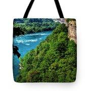014 Niagara Gorge Trail Series  Tote Bag