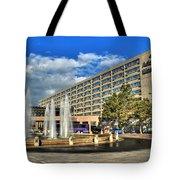 014 Wakening Architectural Dynamics Tote Bag