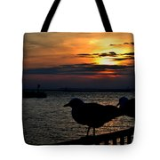015 Sunset Series Tote Bag