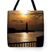 016 Sunset Series Tote Bag