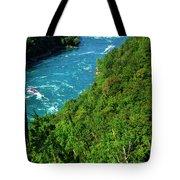 017 Niagara Gorge Trail Series  Tote Bag