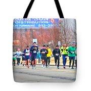 017 Shamrock Run Series Tote Bag