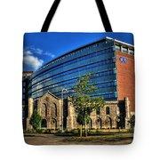 017 Wakening Architectural Dynamics Tote Bag