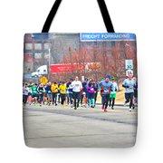 018 Shamrock Run Series Tote Bag
