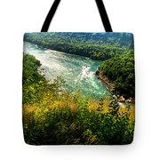 019 Niagara Gorge Trail Series  Tote Bag