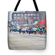 019 Shamrock Run Series Tote Bag