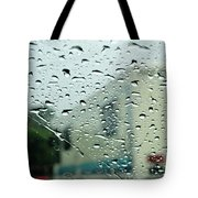 02 Crying Skies Tote Bag
