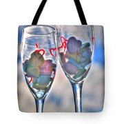 02 Love Is In The Air Tote Bag