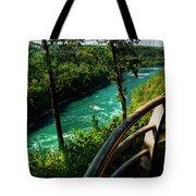 020 Niagara Gorge Trail Series  Tote Bag