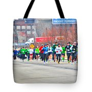 020 Shamrock Run Series Tote Bag