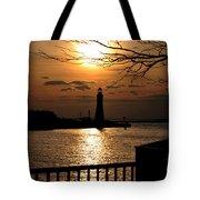 020 Sunset Series Tote Bag