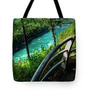 021 Niagara Gorge Trail Series  Tote Bag