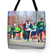 021 Shamrock Run Series Tote Bag