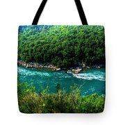 022 Niagara Gorge Trail Series  Tote Bag