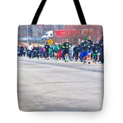 026 Shamrock Run Series Tote Bag
