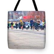027 Shamrock Run Series Tote Bag