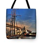 028 Empire Sandy Series  Tote Bag