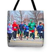 028 Shamrock Run Series Tote Bag