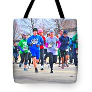 029 Shamrock Run Series Tote Bag