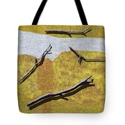 0291 Abstract Landscape Tote Bag