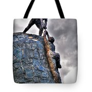 03 I'll Never Let Go Tote Bag