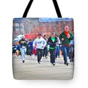 032 Shamrock Run Series Tote Bag