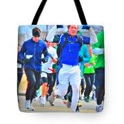 033 Shamrock Run Series Tote Bag