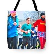 034 Shamrock Run Series Tote Bag