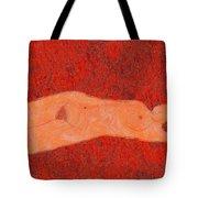 0358 Figurative Art Tote Bag