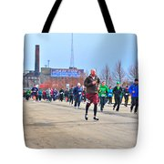 037 Shamrock Run Series Tote Bag