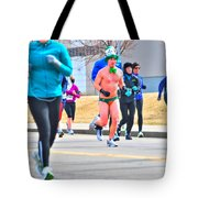 038 Shamrock Run Series Tote Bag