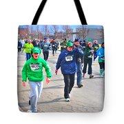 042 Shamrock Run Series Tote Bag