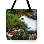 05 To The Three Sisters Island Tote Bag