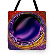 0538 Abstract Thought Tote Bag