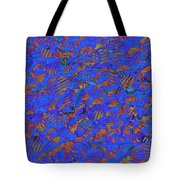 0539 Abstract Thought Tote Bag