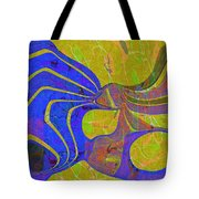0565 Abstract Thought Tote Bag