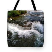 06 To The Three Sisters Island Tote Bag